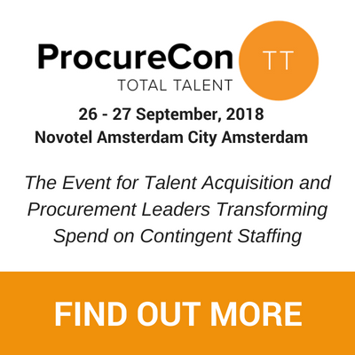 Banner van PRocurecon