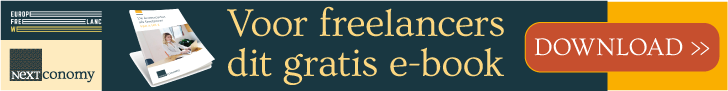 Banner van eBook freelancers