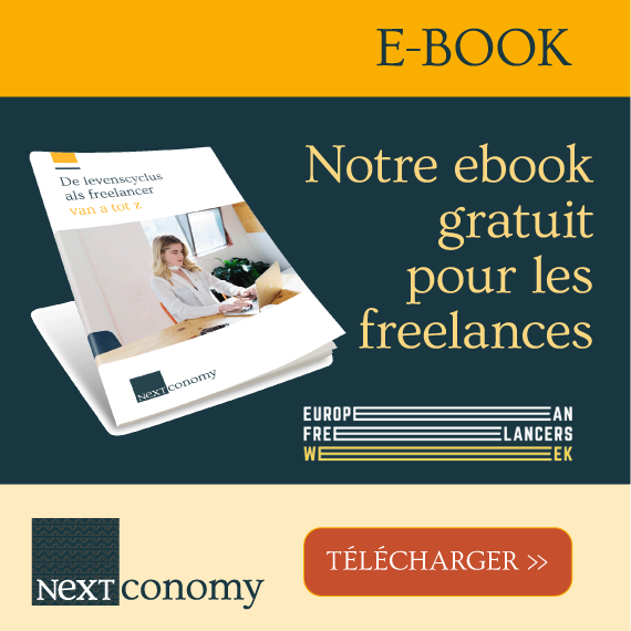Banner of ebook freelance