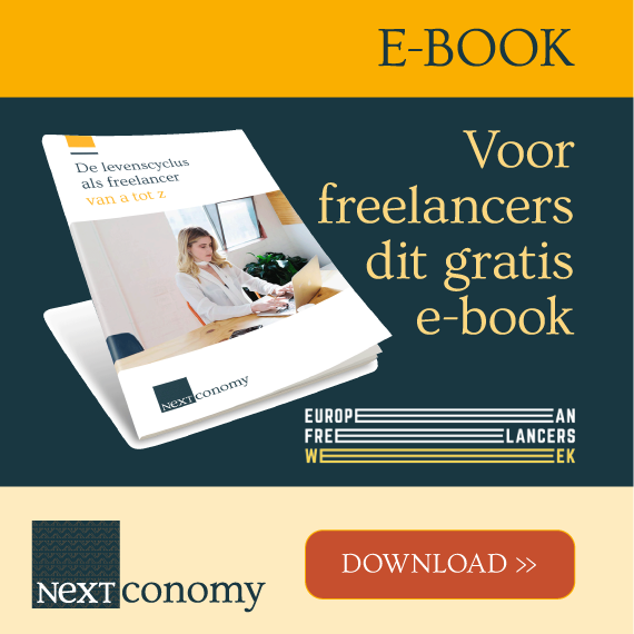 Banner van onze partner eBook freelancers