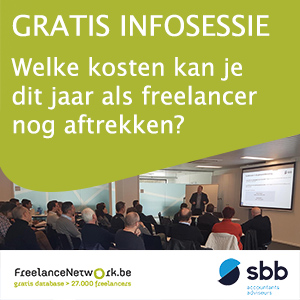 Banner van workshop sbb aftrekposten
