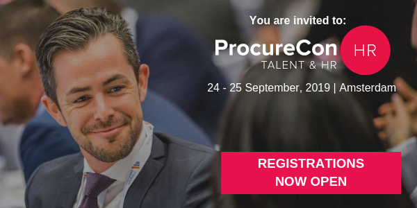 Banner of our partner ProcureCon